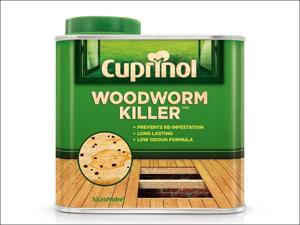 Cuprinol Woodworm Killer Woodworm Killer (Wb) 500ml