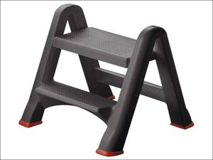 Curver Step Stool DIY Step Stool Black 155160
