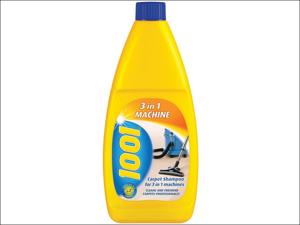 1001 Carpet Cleaner 1001 3 In 1 Machine 500ml