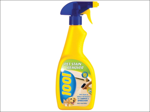 1001 Pet Stain Remover 1001 Pet Stain & Odour Remover 500ml