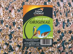 Dawn Chorus Bird Feed Wildbird Original 3.6kg 50877