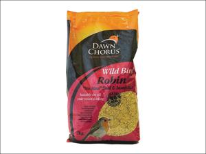 Dawn Chorus Bird Feed Robin Seed & Insect Mix 2kg 50885