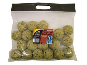 Dawn Chorus Bird Feed Fatballs Original x 20 10534/10519