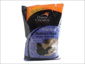 Dawn Chorus Bird Feed Blackbird/ Thrush Raisin Mix 2kg 50864