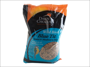 Dawn Chorus Bird Feed Blue Tit Insect & Mealworm Mix 2kg