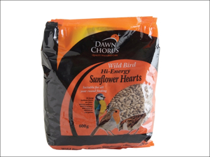 Dawn Chorus Bird Feed Sunflower Hearts 600g