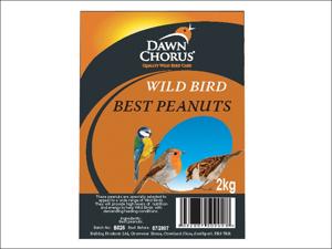 Dawn Chorus Bird Feed Best Peanuts 25kg 50900