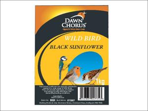 Dawn Chorus Bird Feed Black Sunflower Seeds 12.55kg