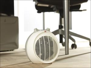 Dimplex Fan Heater Upright Fan Heater + Thermostat 2kW DXUF20TN