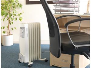 Dimplex Oil Radiator Heater Oil Filled Radiator 1.5kW OFC1500