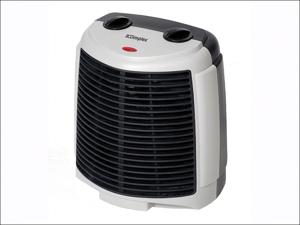 Dimplex Fan Heater Upright Fan Heater 2kW DEUF2