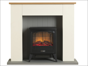 Dimplex Log Effect Heater Microstove Suite 1.2kW DXCMSS12-E
