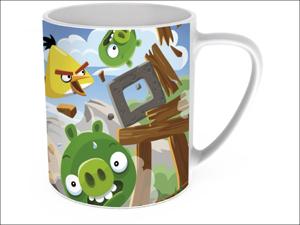 DNC Everyday Mugs Angry Birds Porcelain Mug Boxed 71800