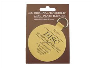 Disc Plate Hanger Disc Plate Hanger 75mm