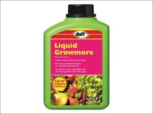 Doff Growmore Fertiliser Liquid Growmore 1L Concentrate
