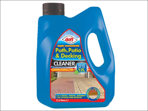 Doff Path/ Patio Cleaner Super Concentated Path Patio + Decking Cleaner