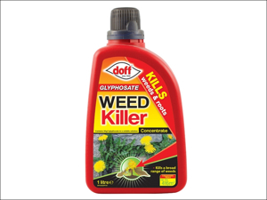 Doff Multi Purpose Weed Killer Glyphosate Weedkiller Concentrated 1L