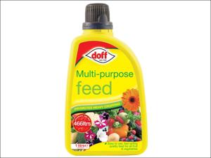 Doff Multi Purpose Fertiliser Multi-Purpose Liquid Feed Concentrate 1L