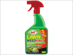 Doff Lawn Weed Killer Lawn Weeder Ready to Use 1L