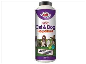 Doff Pet Deterrent Super Cat & Dog Repellent 700g