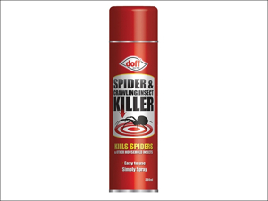 Doff Insect Killer Spider & Crawling Insect Killer Spray