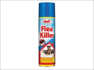 Doff Flea Treatment Flea Killer Aerosol 200ml