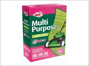 Doff Grass Seed Multi Purpose Lawn Seed 500g