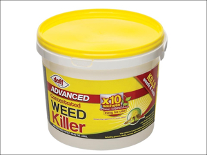 Doff Multi Purpose Weed Killer Advanced Weedkiller Concentrated 10 Sachet