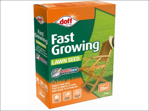 Doff Grass Seed Fast Growing Lawn Seed 500g
