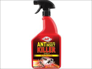 Doff Ant Killer Ant & Crawling Insect Killer Spray 1L