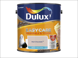 Dulux Matt Emulsion Paint Easycare Matt Malt Chocolate 2.5L