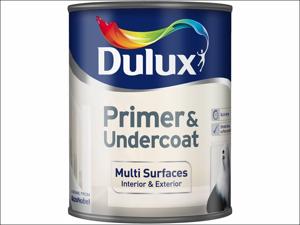 Dulux Multi Purpose Primer Quick Dry Multi-Surface Primer/ Undercoat 750ml