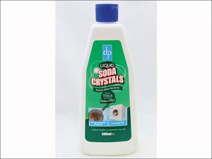 Dri Pak Ltd Soda Crystals Liquid Soda Crystals 500ml