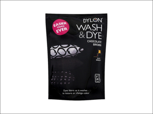 Dylon Machine Dye Wash N Dye Chocolate