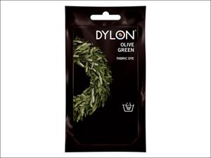 Dylon Hand Dye 34 Hand Dye Olive Green