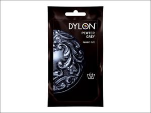 Dylon Hand Dye 65 Hand Dye Pewter Grey