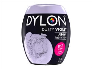 Dylon Machine Dye 02 Machine Dye Pod 350g Dusty Violet