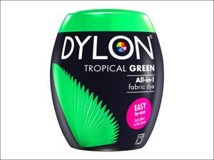 Dylon Machine Dye 03 Machine Dye Pod 350g Tropical Green