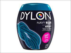 Dylon Machine Dye 08 Machine Dye Pod 350g Navy Blue