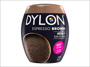 Dylon Machine Dye 11 Machine Dye Pod 350g Espresso Brown