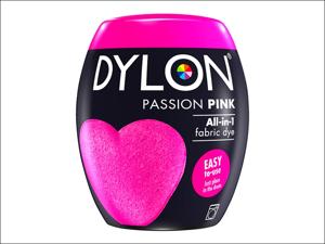 Dylon Machine Dye 29 Machine Dye Pod 350g Passion Pink