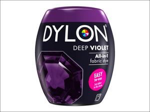 Dylon Machine Dye 30 Machine Dye Pod 350g Deep Violet