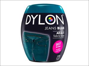 Dylon Machine Dye 41 Machine Dye Pod 350g Jeans Blue