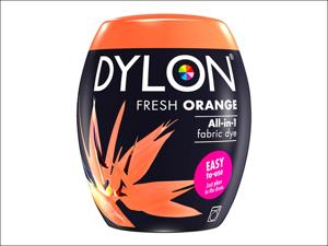 Dylon Machine Dye 55 Machine Dye Pod 350g Fresh Orange
