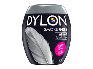 Dylon Machine Dye 65 Machine Dye Pod 350g Smoke Grey