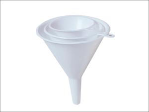 Chef Aid Multi Purpose Funnel Set of 3 Funnels 10E01749