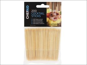 Chef Aid Cocktail Stick Snack Sticks x 200 10E61120