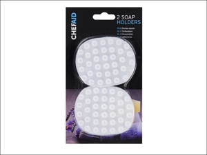 Chef Aid Soap Dish Soap Holders x 2 10E04780