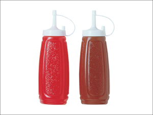 Chef Aid Sauce Bottle Sauce Bottles x 2 10E09409