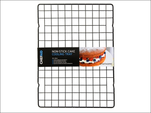 Chef Aid Cake Cooling Rack Non-Stick Cooling Rack 25 x 35cm 10E00053